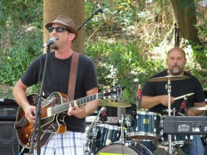 Charlie Dentel Band, Comstock Reunion