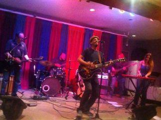 Charlie Dentel Band, Zal Gaz